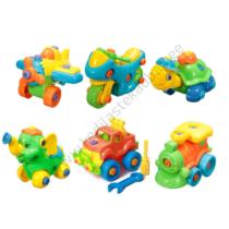 Kokkumonteeritavad mänguasjad