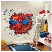 """Seinakleebis """"Spiderman"""""""