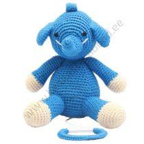 """NatureZOO muusikaga mänguloom """"Sinine elevant"""""""