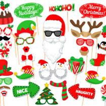 """Aksessuaarid """"Jõulud"""""""
