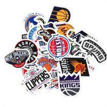 """Kleepsud """"NBA korvpalli logod"""""""
