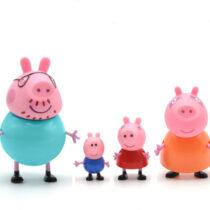 Peppa pere figuurid