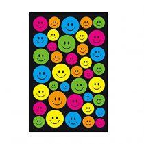 """Kleepsud """"Värvilised naerunäod (erinevad suurused)"""""""
