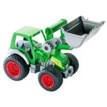 Wader traktor laaduriga