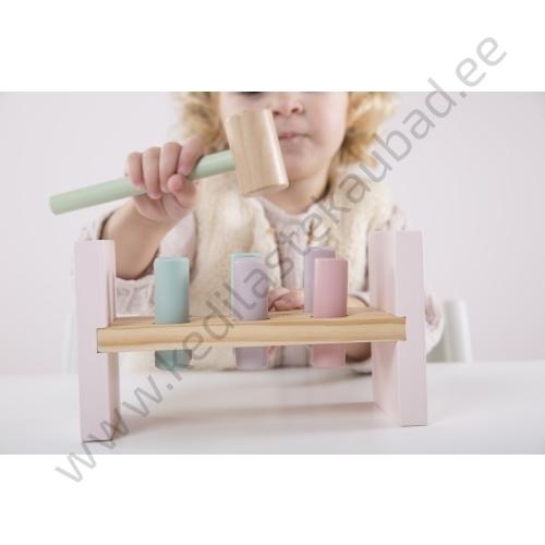 4424 – hammer bench – pink 4