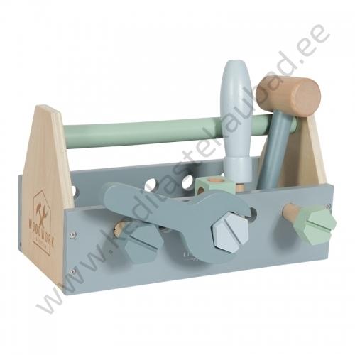 Little Dutch puidust tööriistakast