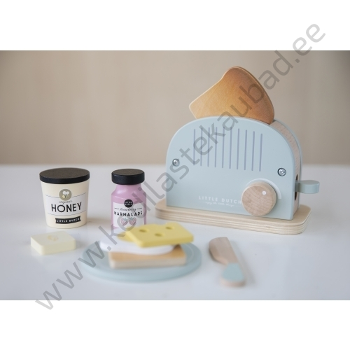 4464 – Wooden toaster set – 2