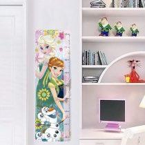 """Seinakleebis """"Mõõdupuu Anna ja Elsa"""""""