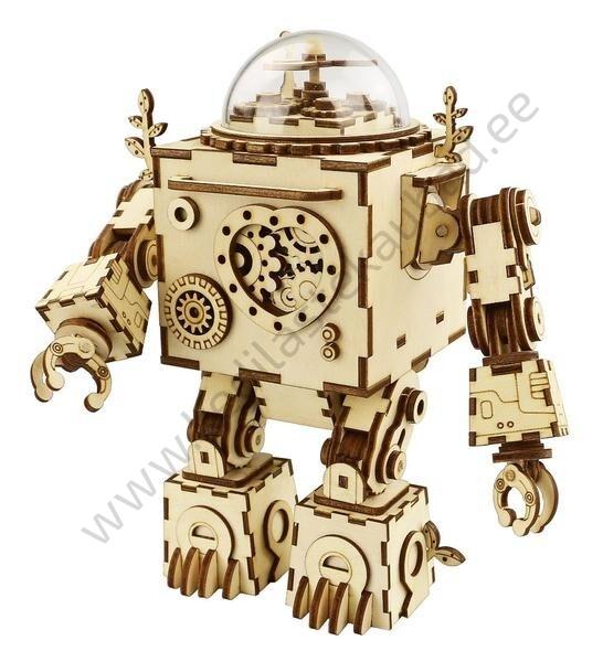 """Robotime 3D pusle """"Orpheus"""""""