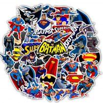 """Kleepsud """"Batman & Superman"""""""