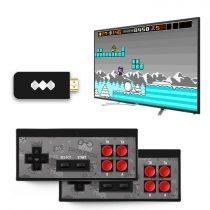 Nostalgiline retro telekamäng / mängukonsool Y2 HD (Nintendo NES-8 analoog)