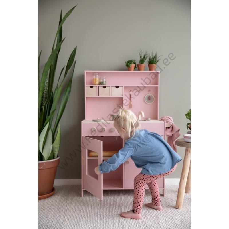 LD4486 little-dutch-roosa-mänguköök-köök-11