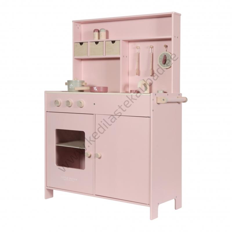 LD4486 little-dutch-roosa-mänguköök-köök-5