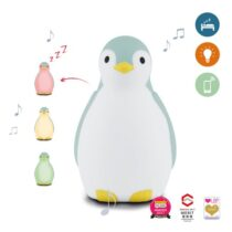"ZAZU unetreener-öölamp ""Pingviin Pam"" (värvivalik)"