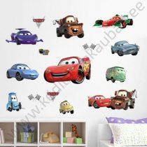 """Seinakleebis """"Autod Cars eraldi"""""""