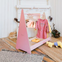 """Laste riidestange """"Montessori"""" (värvivalik)"""