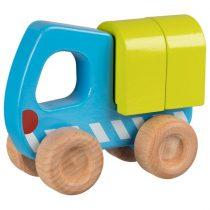 Goki puidust veoauto